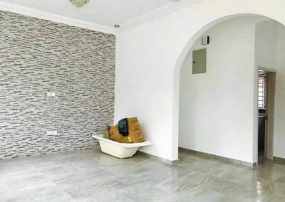 AN INTERIOR OF 3BEDROOM HOUSE AT SPINTEX | GHS 189,000